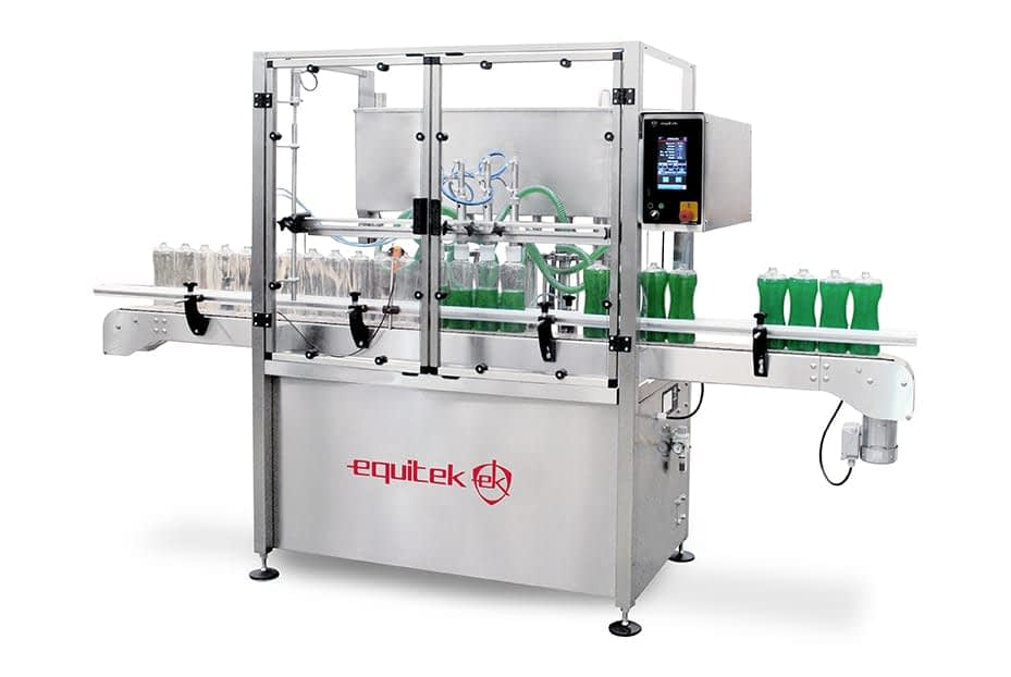 DVL- Maquina Envasadora automática mecánica - Equitek