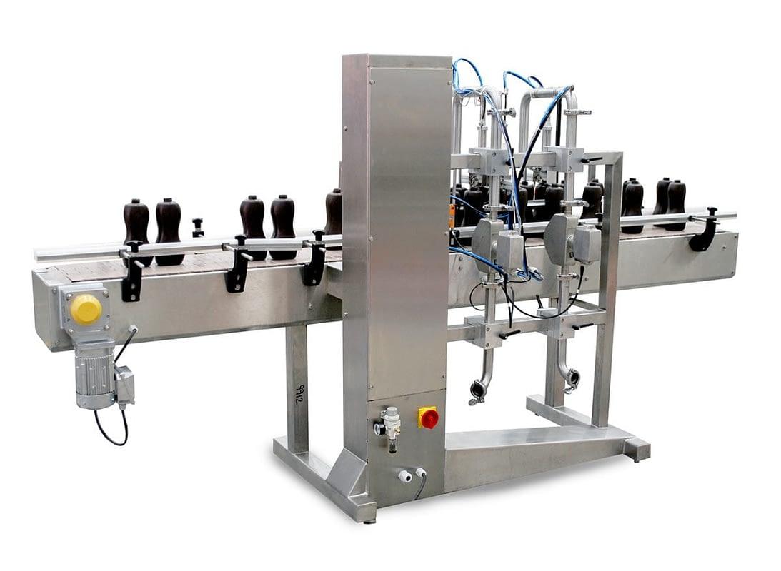 DFL-(5) maquinas llenadoras - Equitek