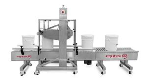 TPC- Equipo tapador de presión automática - Equitek
