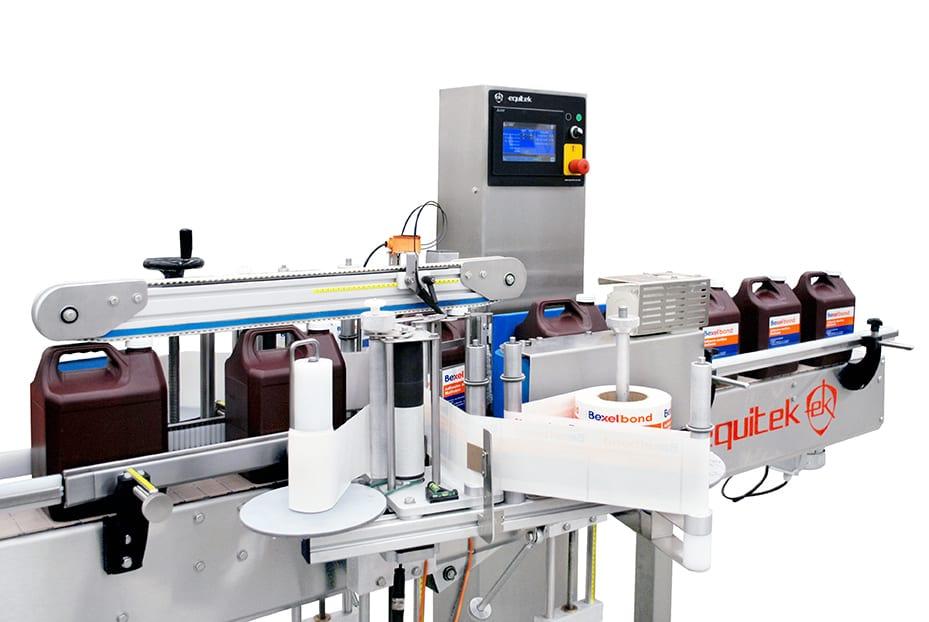 ESZ-2-(6) Equipo de Etiquetado para Envases