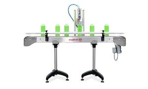 ERZ-(2) Enroscador semiautomático de Tapas - Equitek