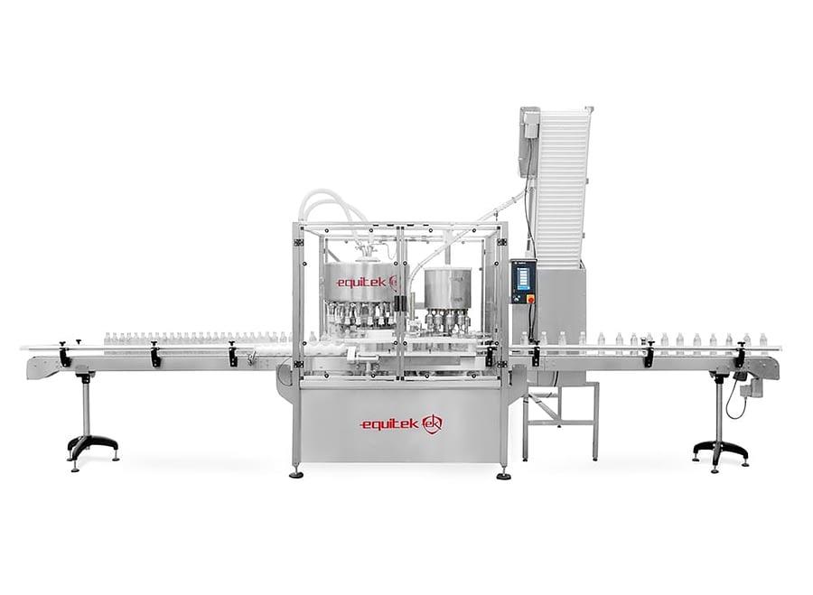 DNR - Envasadora Horizontal Automática - Equitek