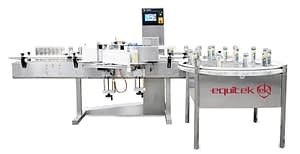 ES-1(2)- Etiquetadora Automática - Equitek