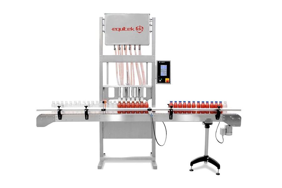 DNS-02- maquina embotelladora - Equitek