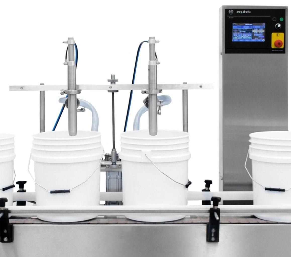 DPC-ORG3 maquina llenadora de liquidos - Equitek