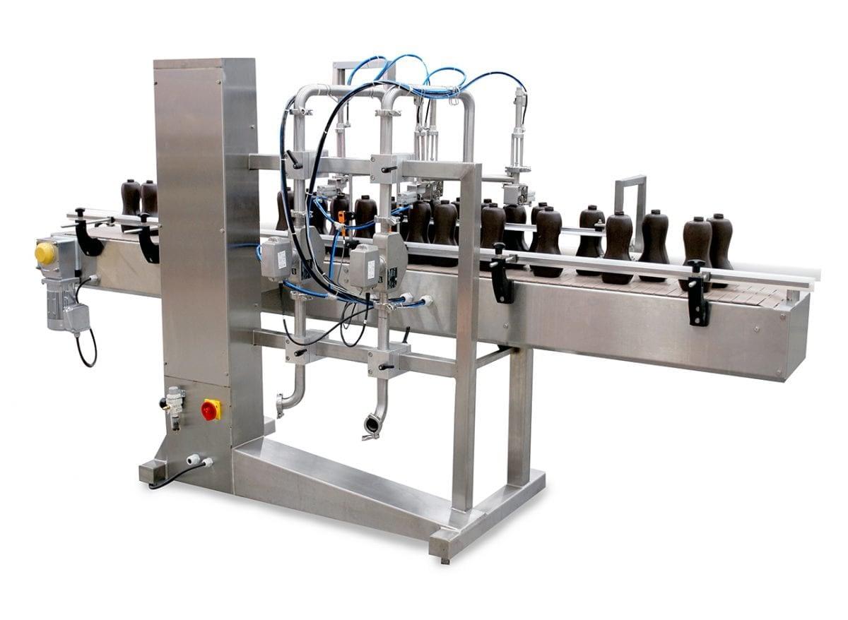 DFL-(4) maquina de envasado de liquidos - Equitek