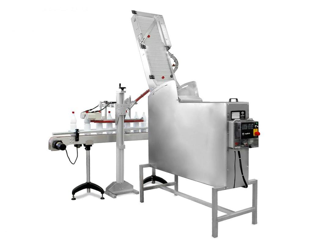 OTB-5 Enroscador semiautomático de Tapas - Equitek