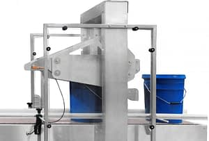 Equipo tapador de presión automática - Equitek